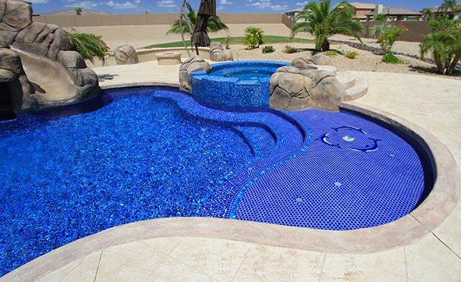 Take a Look at These Awesome Swimming Pool Finishes Photos ...